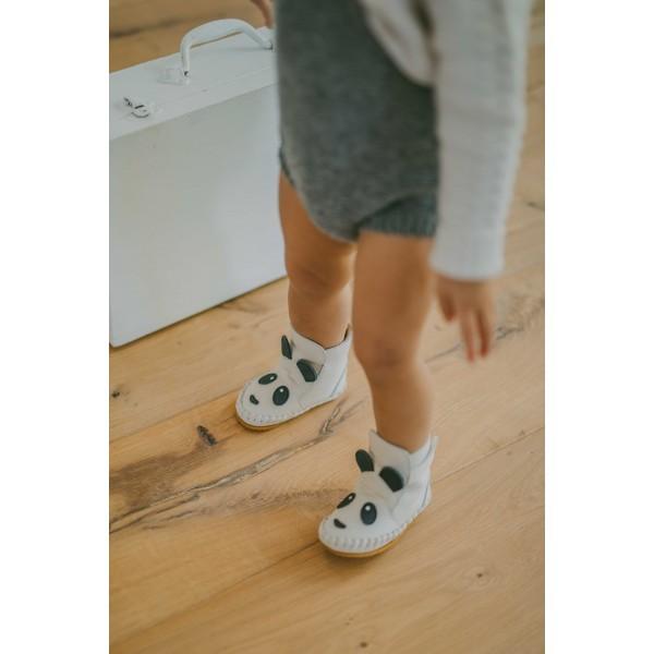 Panda Lining Boots
