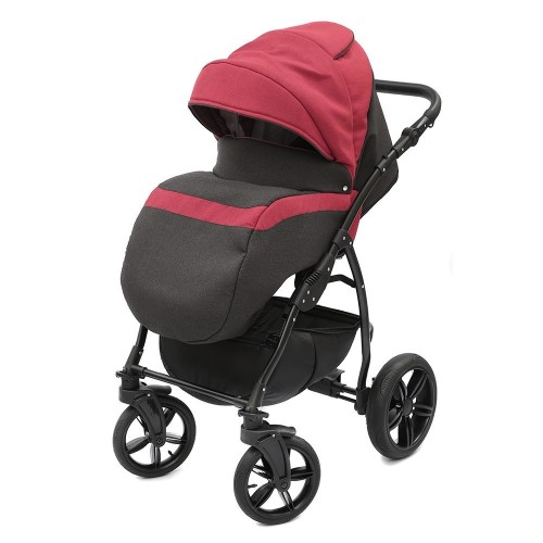 Stroller 2 in 1 Giovanni FRESH Gray