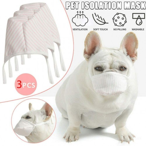 Anti-dust Breathing Mask for Dogs