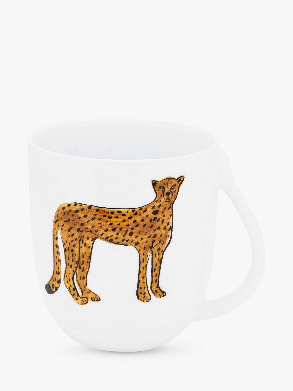 Fabienne Chapot Cheetah Large Mug, 600 ml