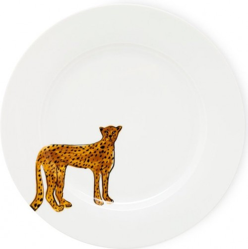 Fabienne Chapot Chettah Dining Plate