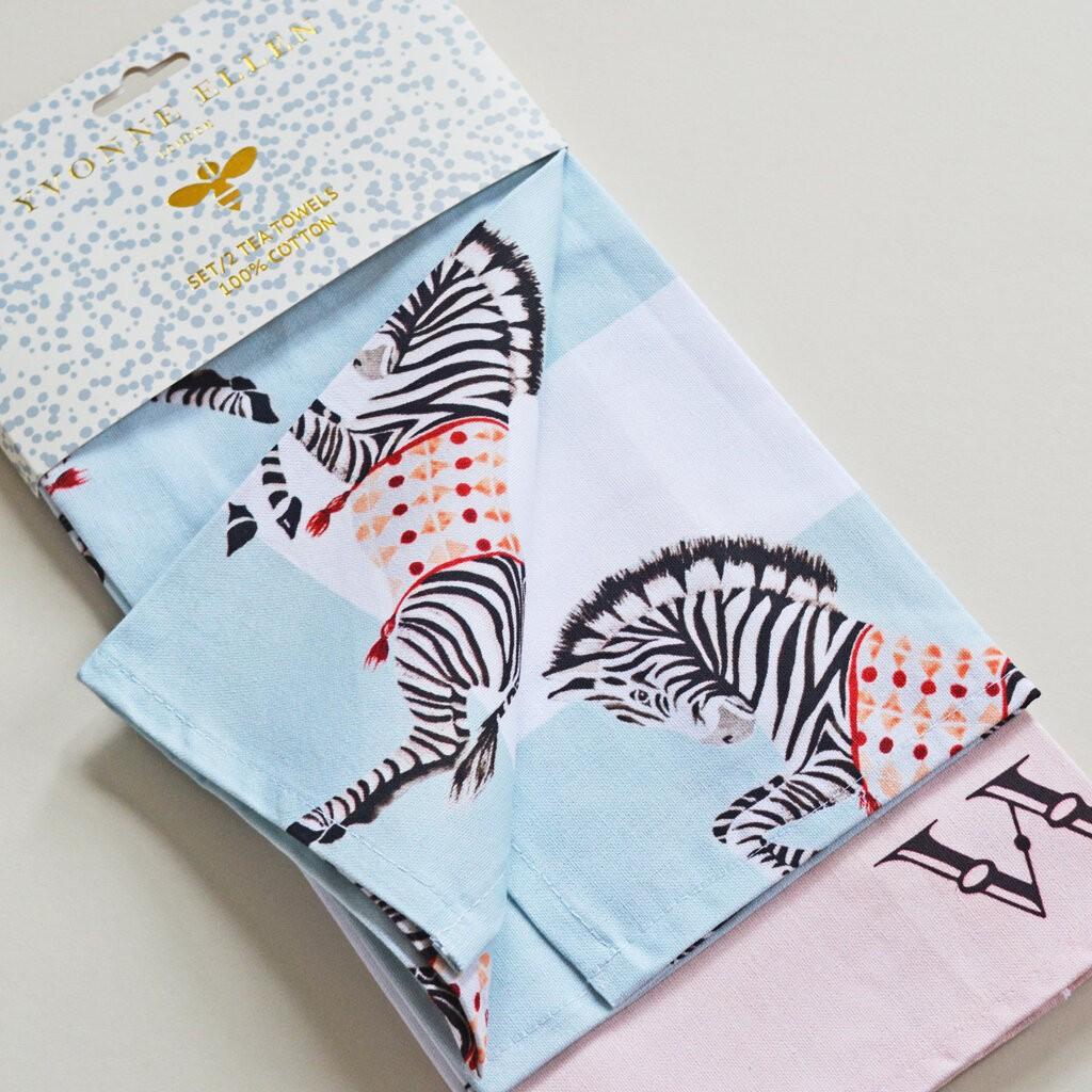 Yvonne Ellen set of tea towels