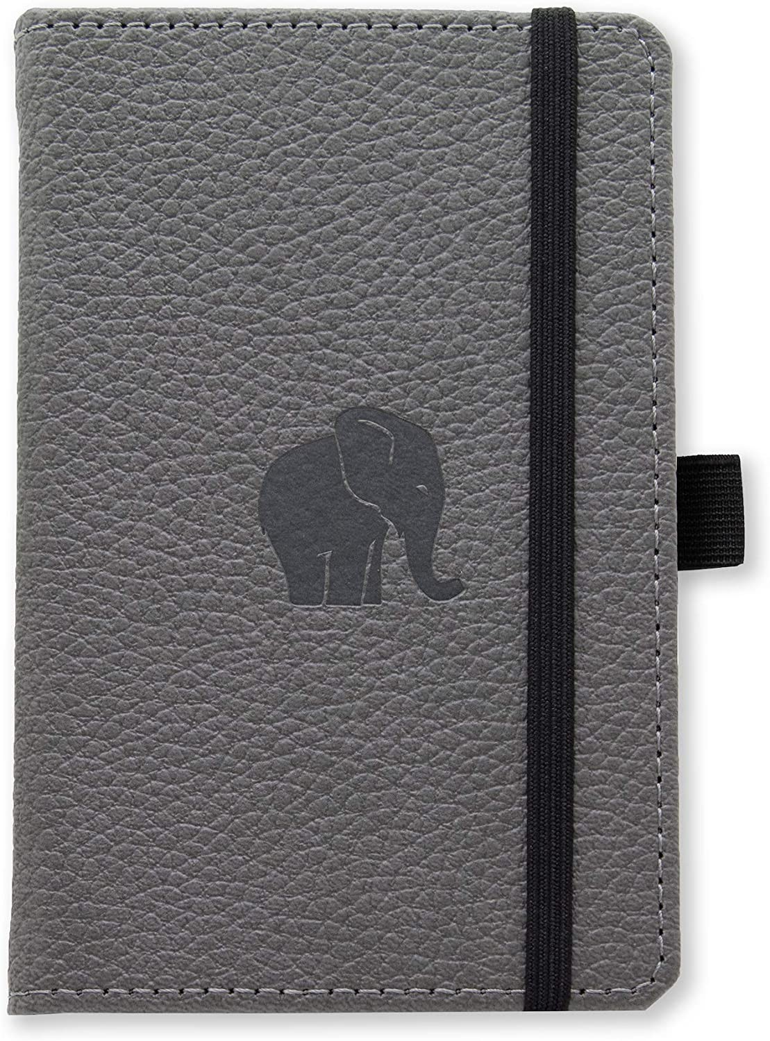 A6 Wildlife Grey Elephant (Lined)