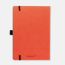 A6 Wildlife Orange Tiger Notebook (Plain)
