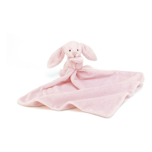 Bashful Rabbit Blanket