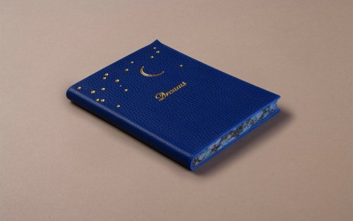 Leather Dreams Notebook