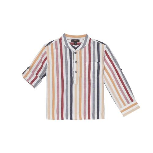 Elegant Striped Shirt