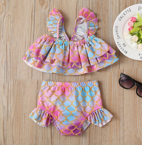 Princess 2pcs Swimsuit