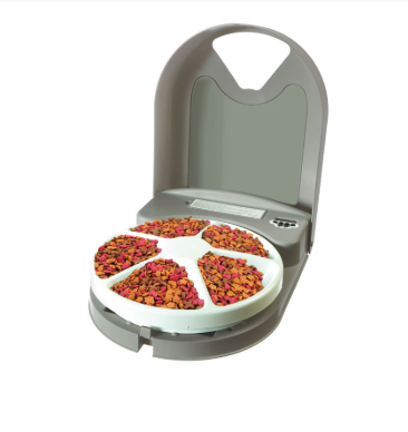Automatic Food Dispenser