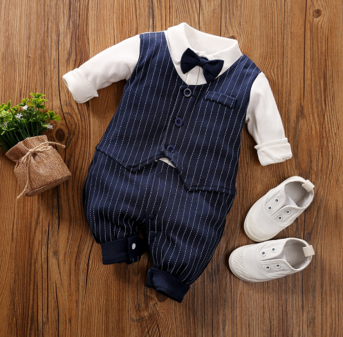 Gentleman Jumpsuit