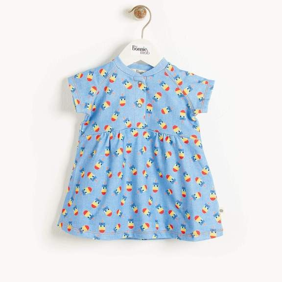 Ice-Lolly Baby Girl Dress