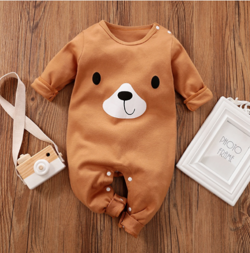 Sweet Bear Jumpsuit