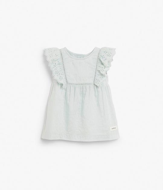Elegant Baby Girl Blouse