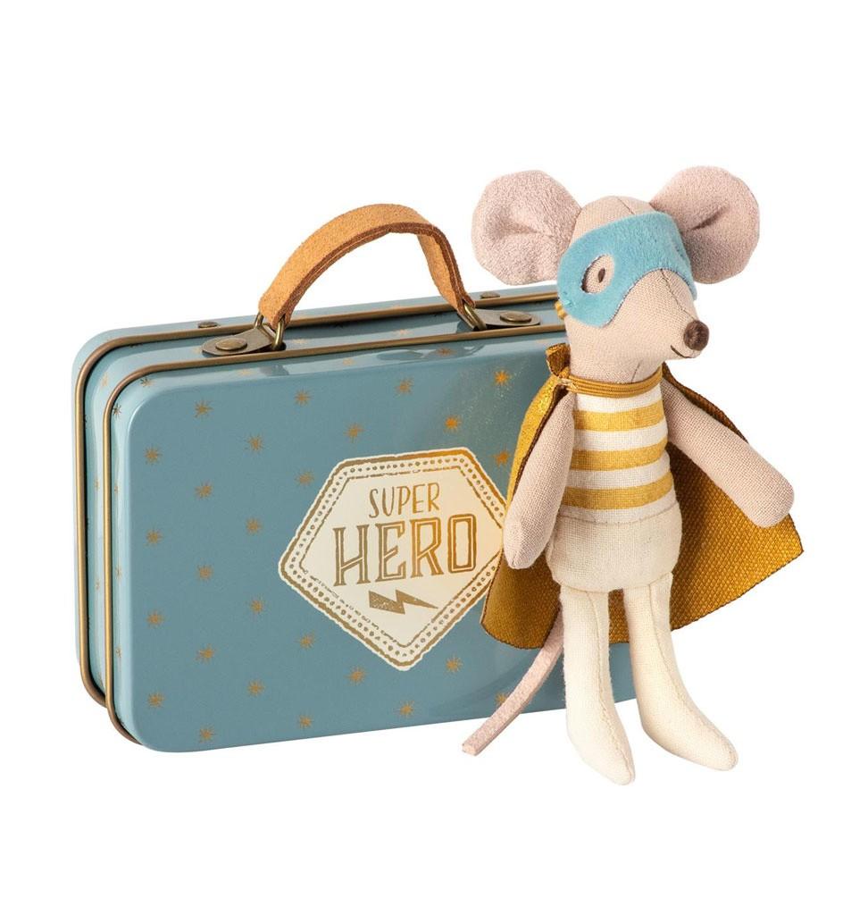 Superhero Mouse