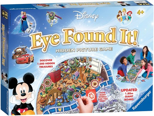 Disney Card Game Board