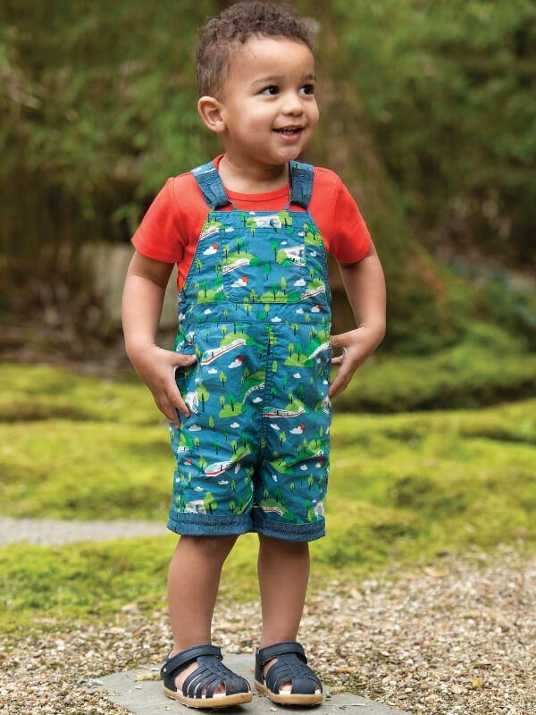 Reversible Overall