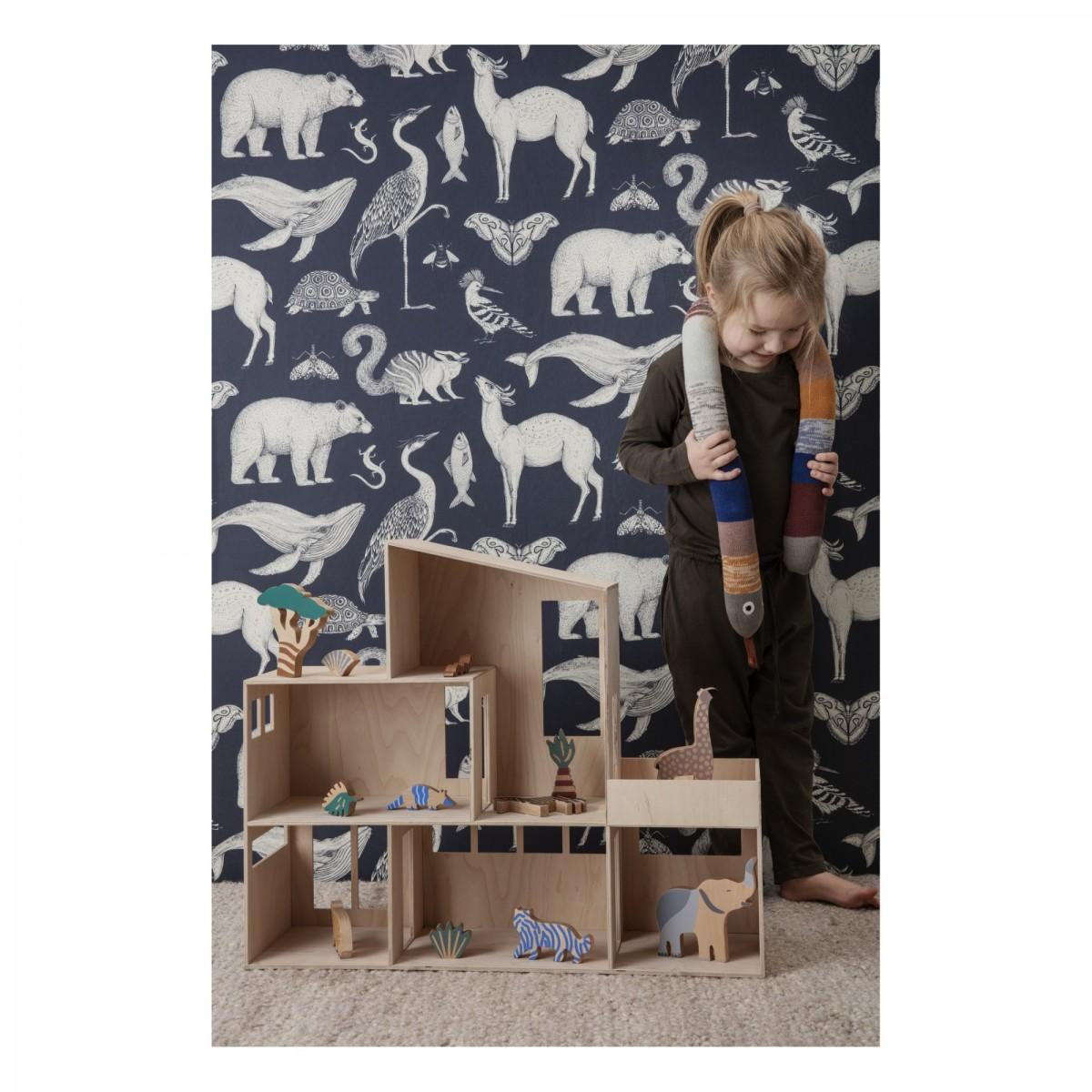 Wooden Safari Toys