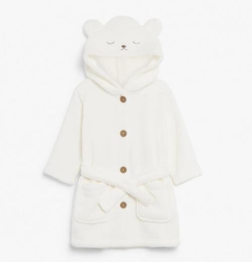 Baby Bear Robe