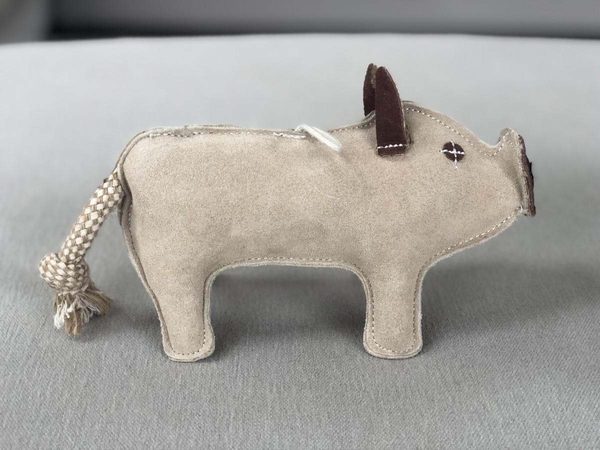 Handmade Pig Toy