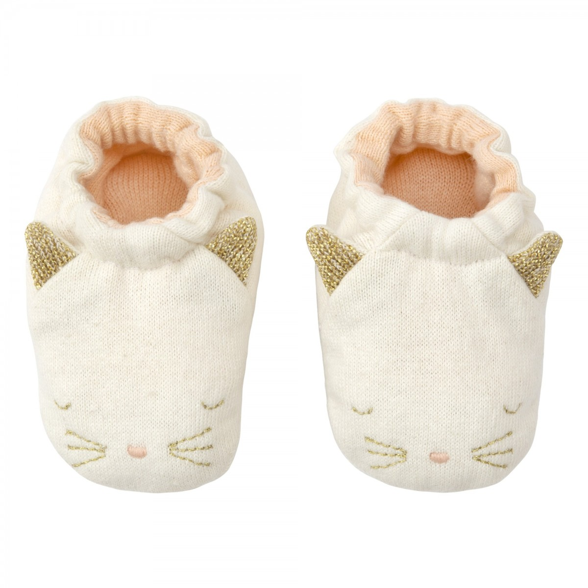 Newborn Cat Slippers