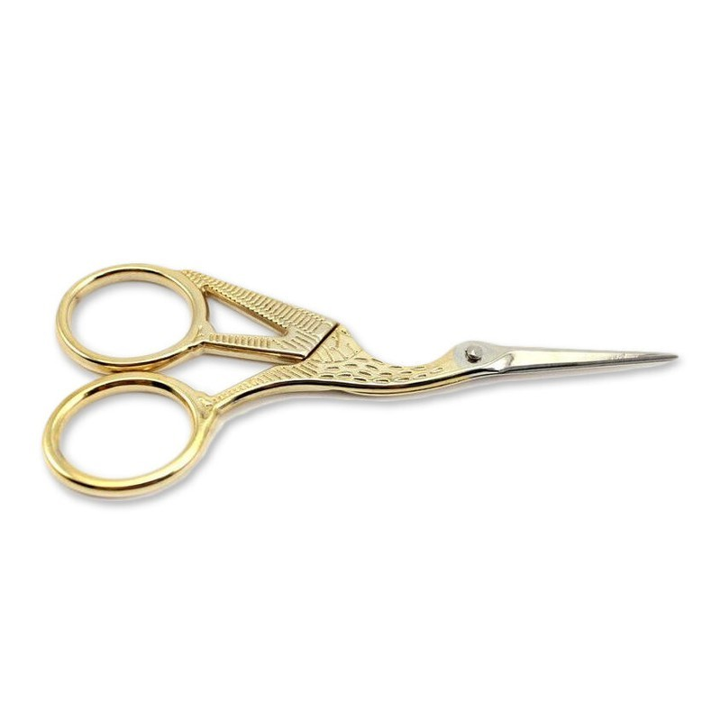 Gold Bird Scissors
