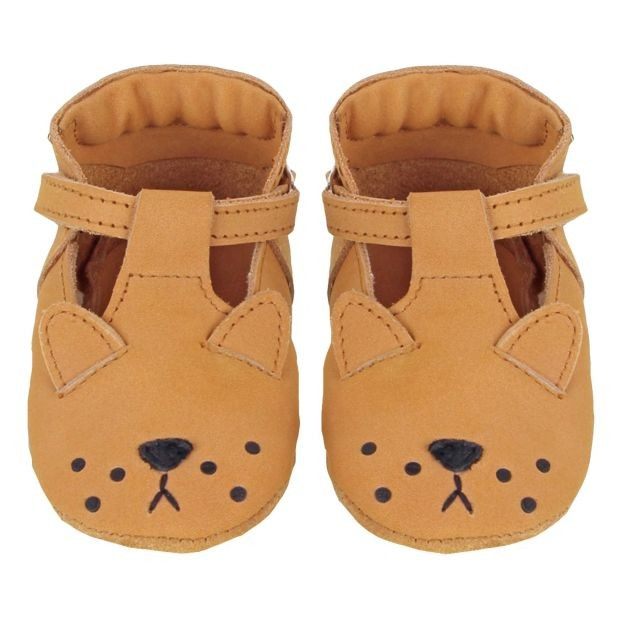 Handmade Teddy Slippers