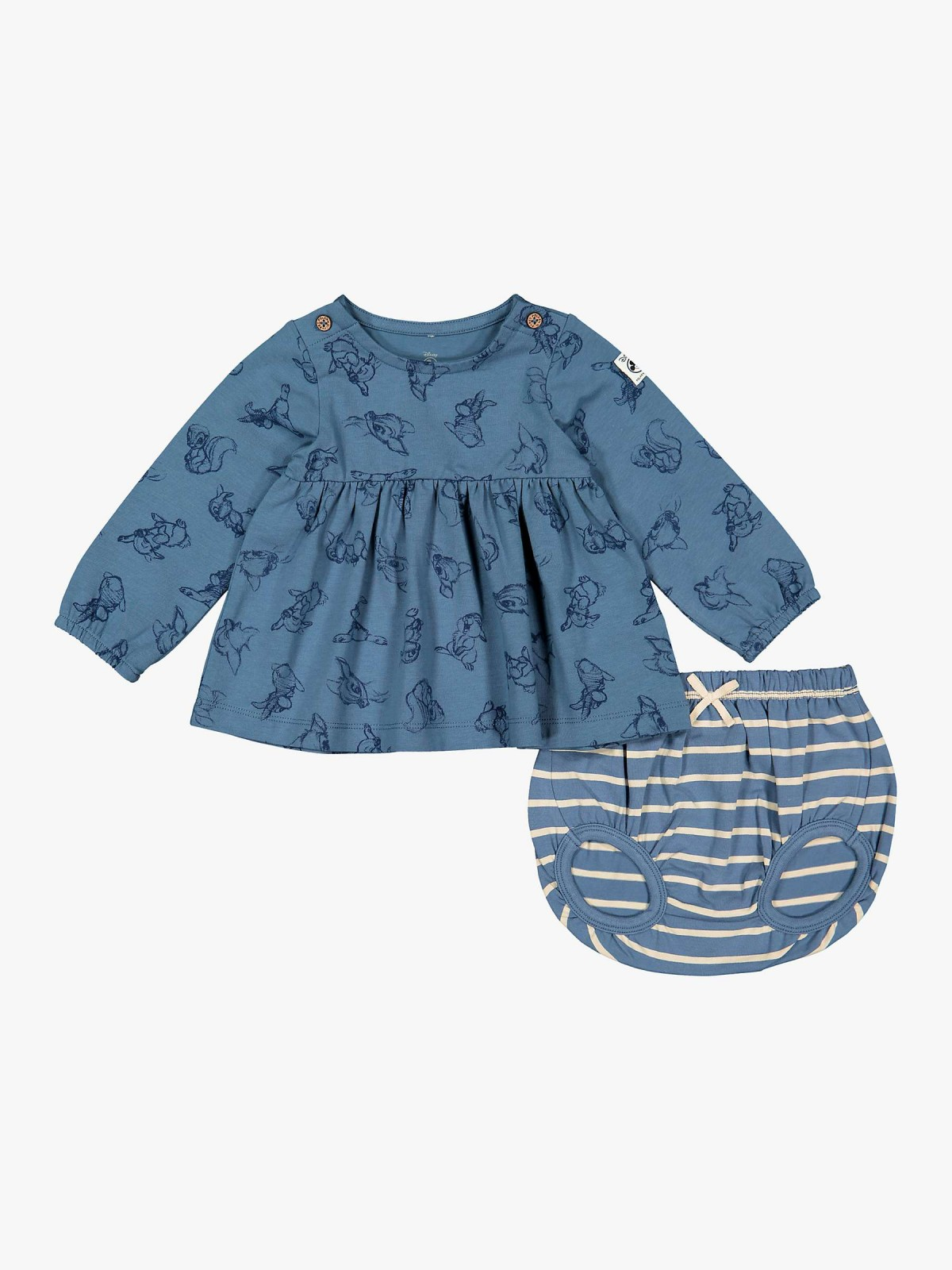 Organic Cotton Bambi Set