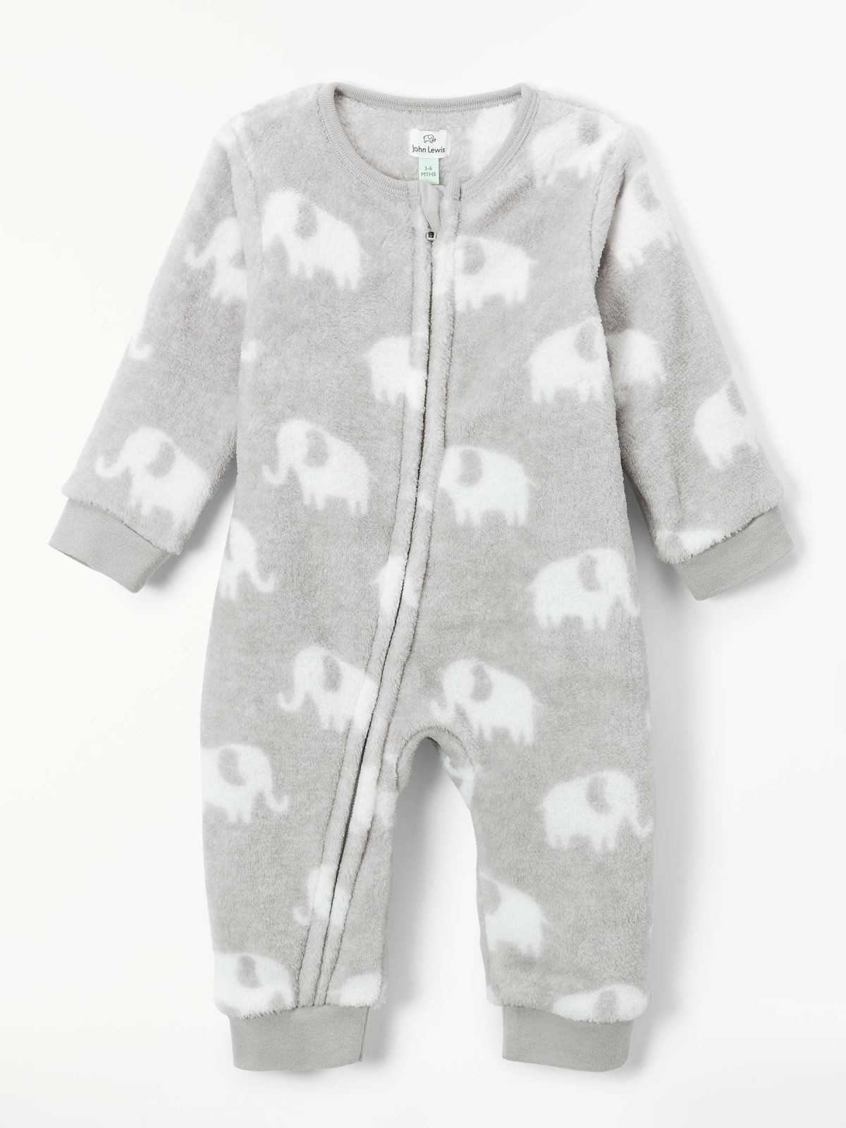 Elephant Sleepsuit