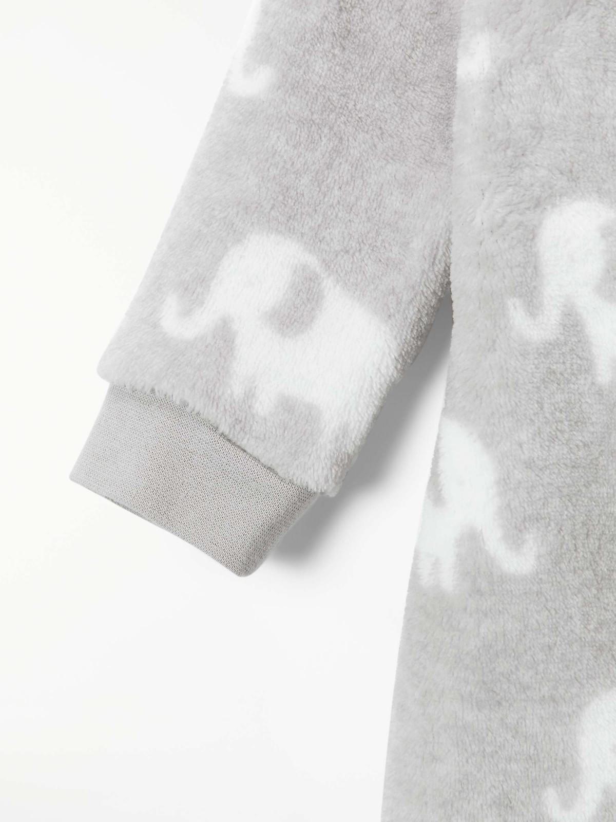 Elephant Sleepsuit