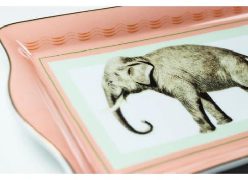 Elephant Cake Tray