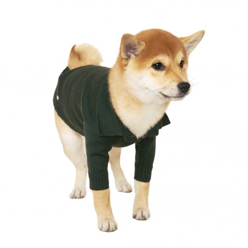 Dog Merino Jumpsuit