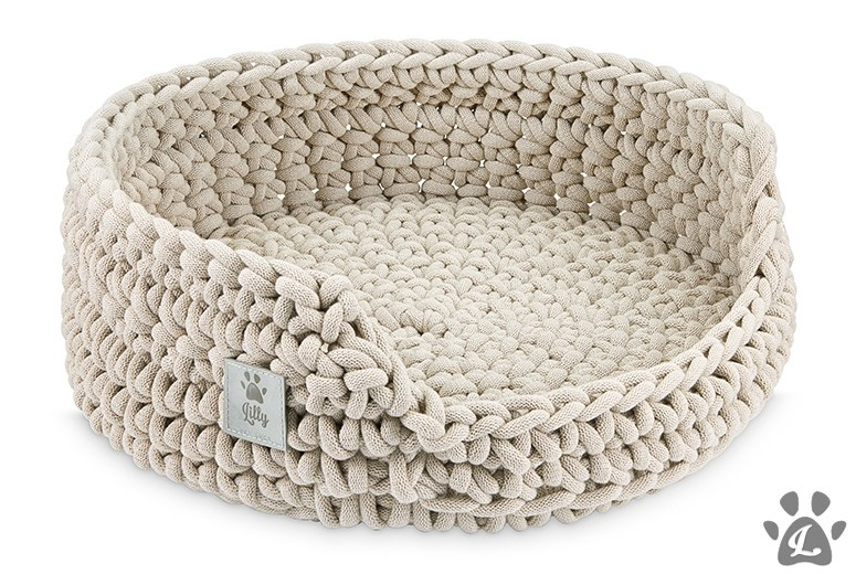 Cotton Cat Basket