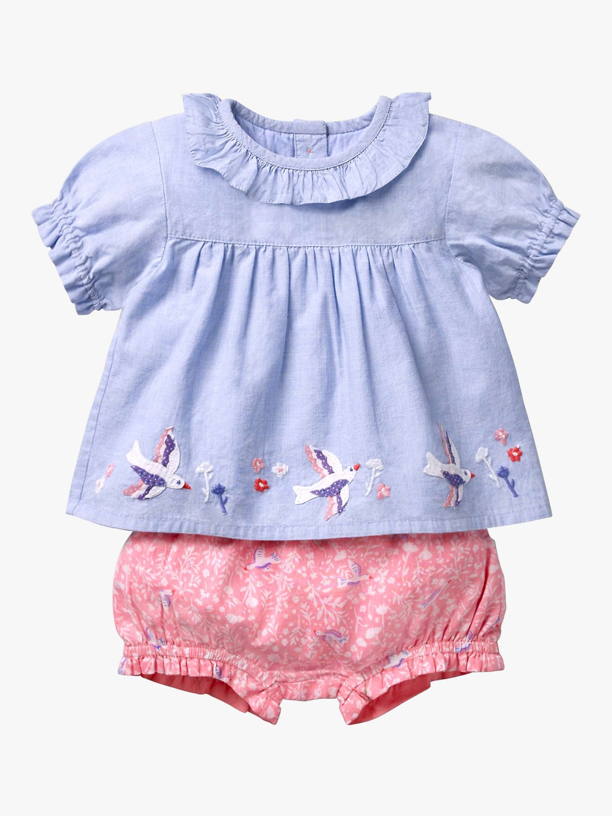Baby Girl Play Suit