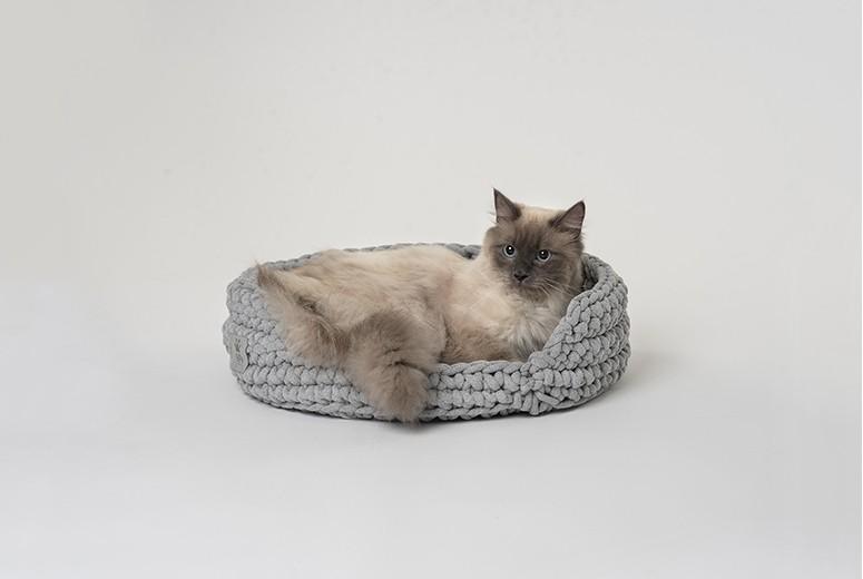 Cotton Cat Basket