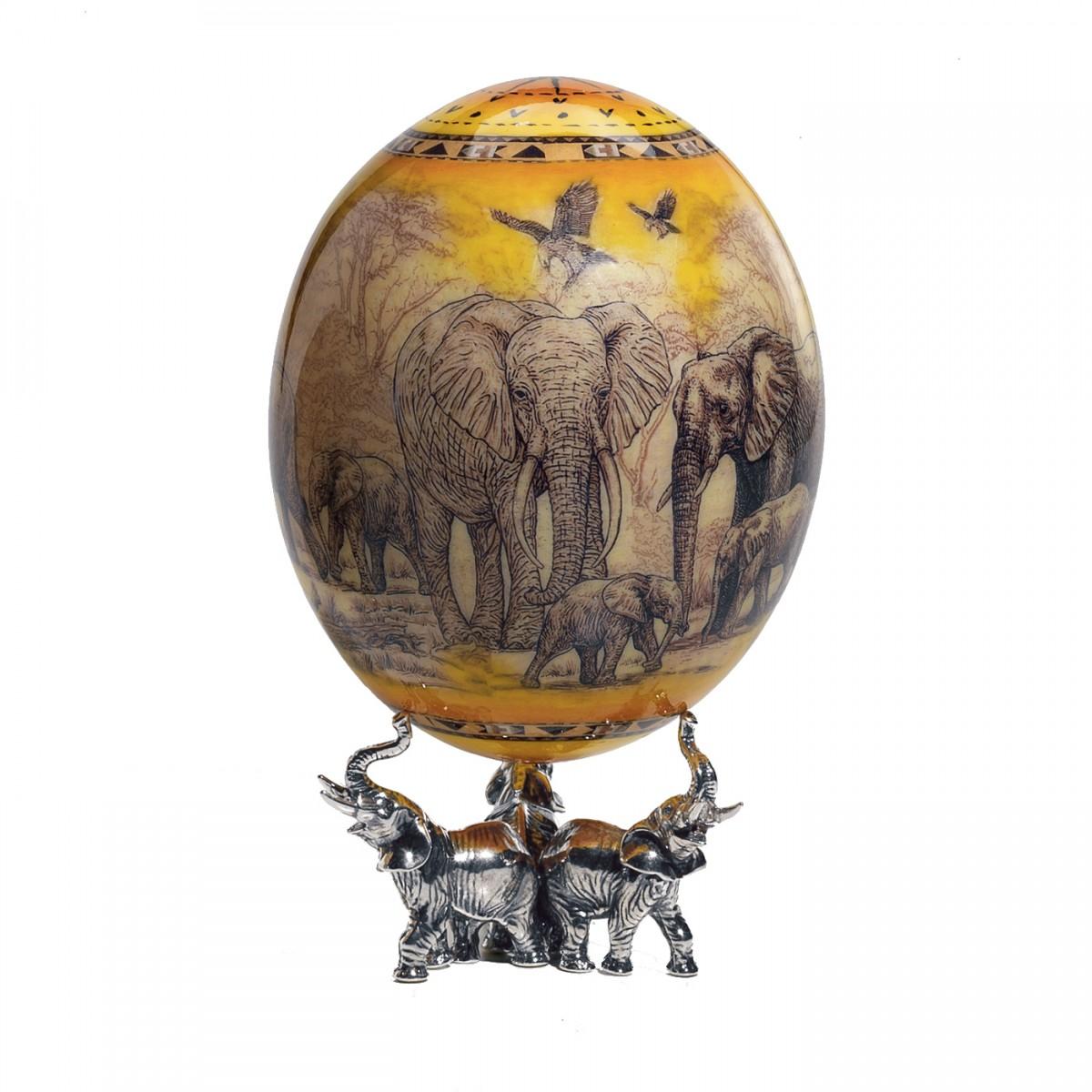 Safari-Inspired Egg