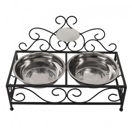 Iron Animal Food Bowl