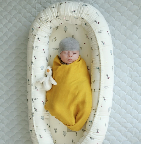 Adorable Baby Nest