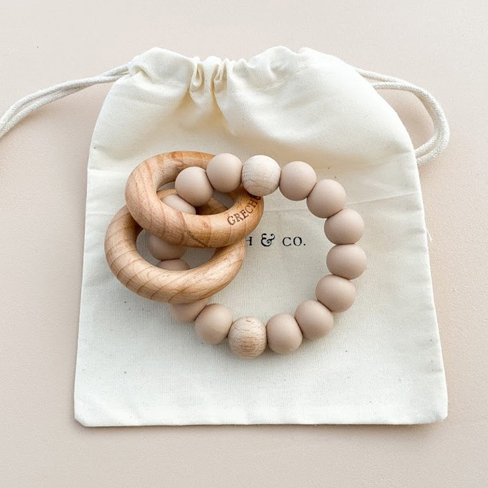 Wooden Teether Sedona