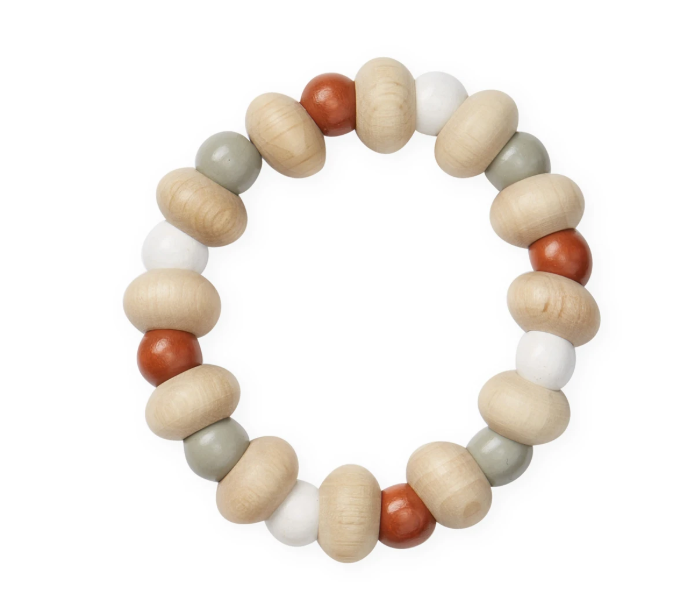 Flexible Wooden Teething