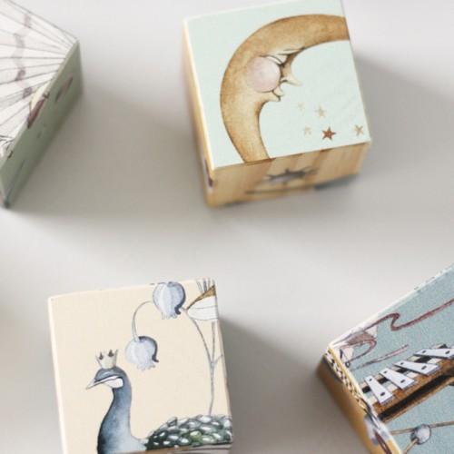 Animals Wooden Block Puzzle