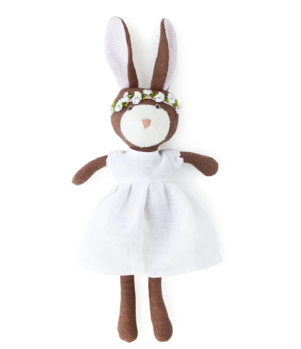 Organic Handmade Bunny Toy
