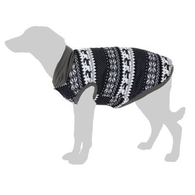 Norwegian-style Dog Sweater