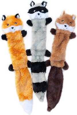 Set of 3 Woodland Toys
