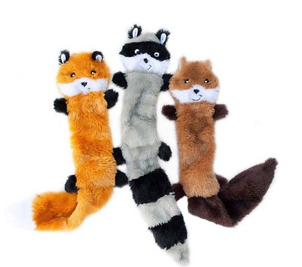 Set of 3 Woodland Toys