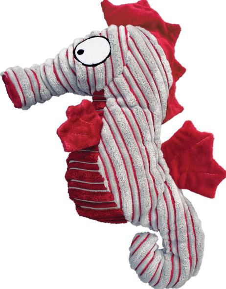 Plush Seahorse