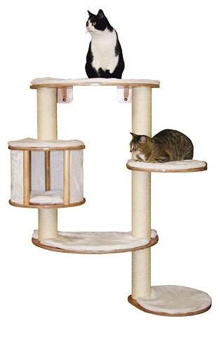 Wall Cat Play Set
