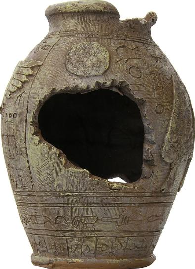Ancient Aquarium Vase