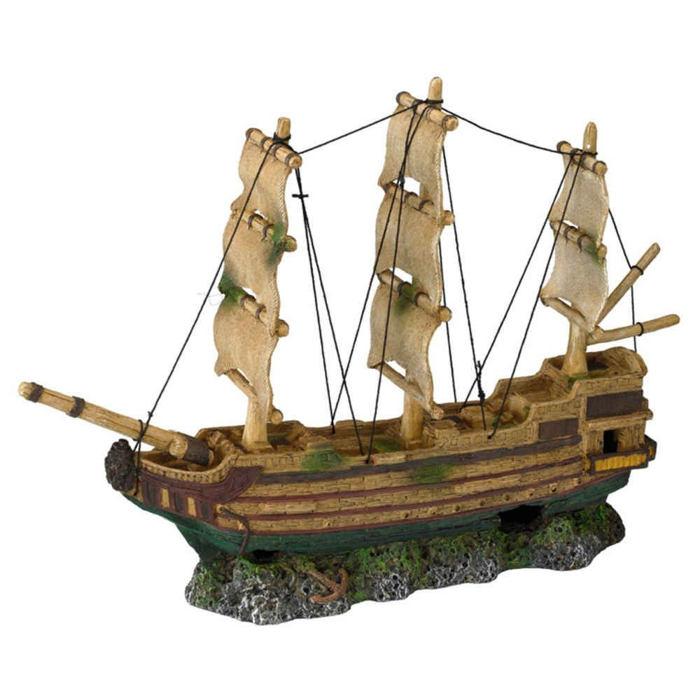 Ghost Ship Decoration for Aquarium