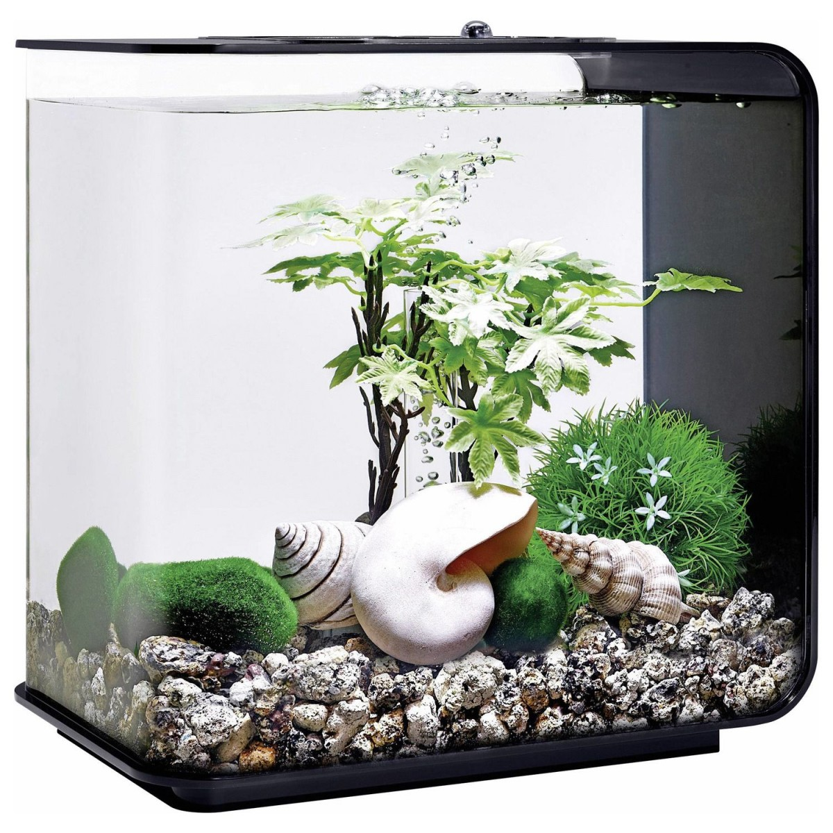 Green Summer Forest Aquarium Decoration
