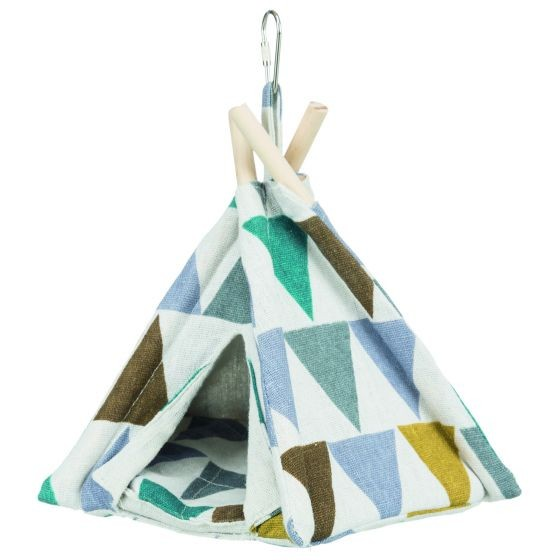 Colorful Bird Tent